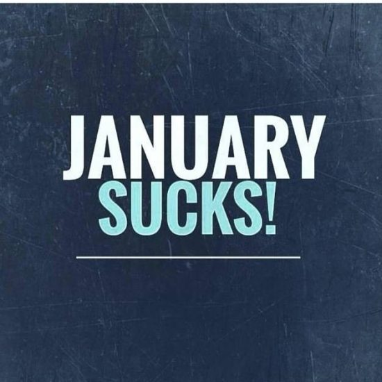 A case of the Januaries