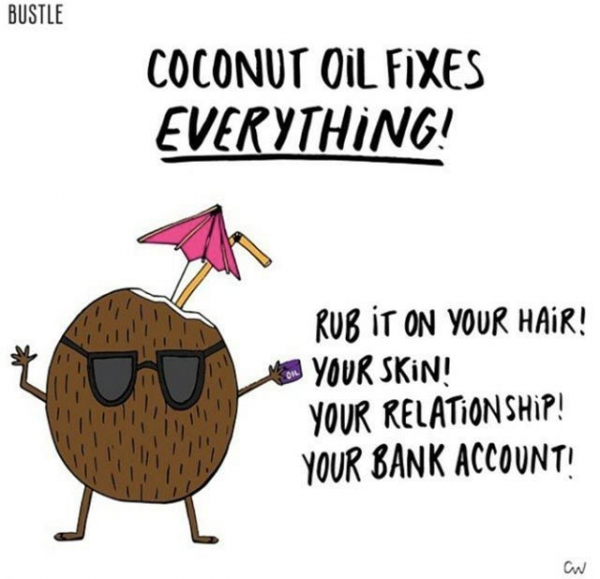 Why I'm Crazy for Coconut [Oil]