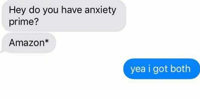 Anxiety Prime