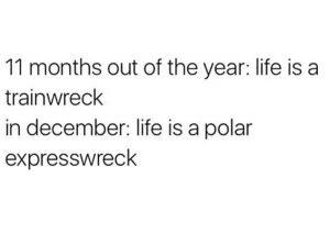 Polar Express Wreck